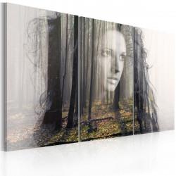 Obraz  Forest nymph