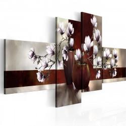 Obraz  Magnolias in a vase