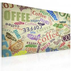 Obraz  Coffee is always a good idea