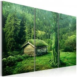 Obraz - Forest ecosystem