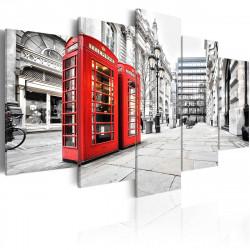 Obraz  Street of London