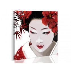 Obraz  Japanese Geisha