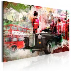 Obraz  Memories from London