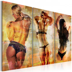 Obraz  Sensual fantasies