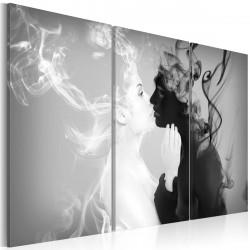 Obraz  Smoky kiss