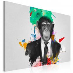 Obraz  Mr Monkey