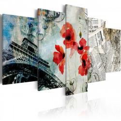 Obraz  Memories of Paris