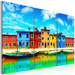 Obraz  Sunny morning in Venice