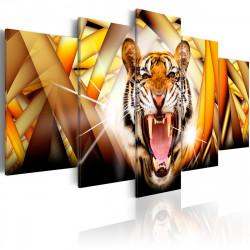 Obraz  Energy of Tiger