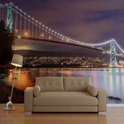 Fototapeta  Lions Gate Bridge  Vancouver (Canada)