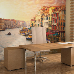 Fototapeta  Venice  The Colorful City on the Water