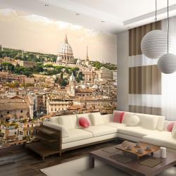 Fototapeta  Řím panoráma