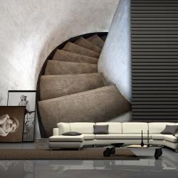 Fototapeta  Spiral stairs