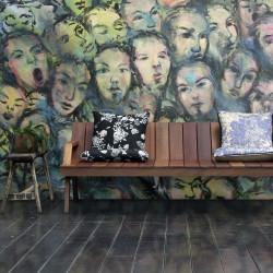 Fototapeta  Berlín wall art