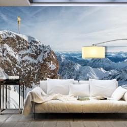 Fototapeta XXL  Winter in Zugspitze