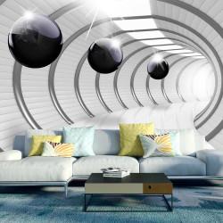 Fototapeta XXL  Futuristic Tunnel II