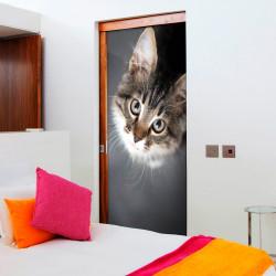 Fototapeta na dveře  Charming Kitten