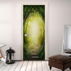 Fototapeta na dveře  The Forest of Fantasy