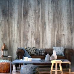 Fototapeta - Stylish Wood