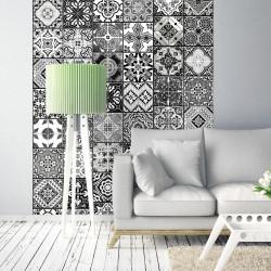 Fototapeta - Arabesque - Black& White