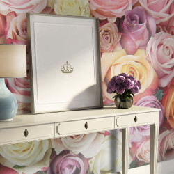 Fototapeta  Pastel roses