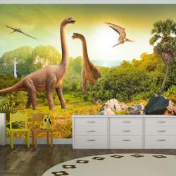 Fototapeta - Dinosaurs