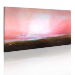 Ručně malovaný obraz  Vzdáleném obzoru