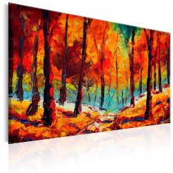 Ručně malovaný obraz  Artistic Autumn