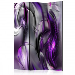 Paraván  Purple Swirls [Room Dividers]