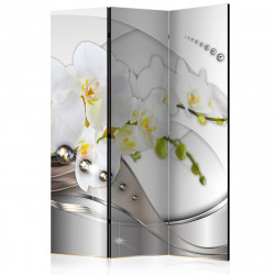 Paraván  Pearl Dance of Orchids [Room Dividers]