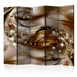 Paraván  Chocolate Tide II [Room Dividers]