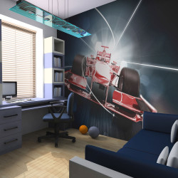 Fototapeta  Rychlost a dynamika Formule 1