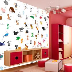 Fototapeta - zvířata (pro děti)