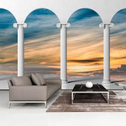 Fototapeta - Heavenly Arch
