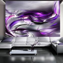 Fototapeta  Purple Swirls