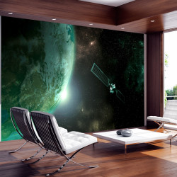 Fototapeta - Green Planet