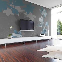Fototapeta - Blue magnolias