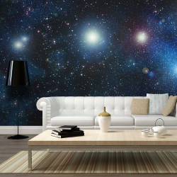 Fototapeta  Billions of bright stars