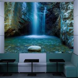 Fototapeta  Vodopády v pohoří Troodos, Kypr