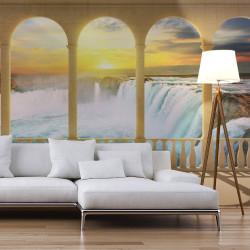 Fototapeta - Dream about Niagara Falls