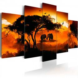 Obraz  African love