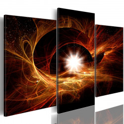Obraz  The centre of the Universe