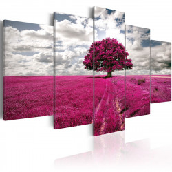 Obraz  Tree of hope  5 pieces