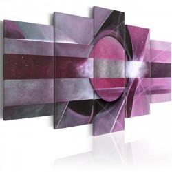 Obraz  Purple abstraction