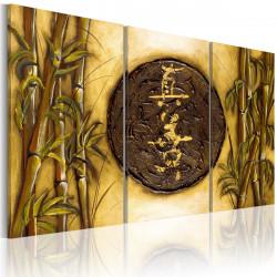 Obraz  Oriental symbol