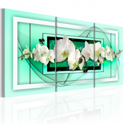 Obraz  April and orchids