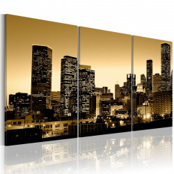 Obraz  Světla města
