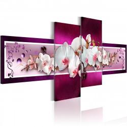 Obraz  Romantic orchids