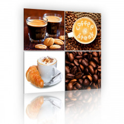 Obraz  Ranní káva