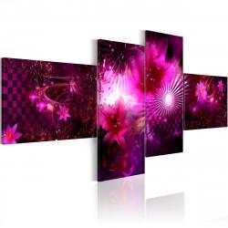 Obraz  Růžový sen